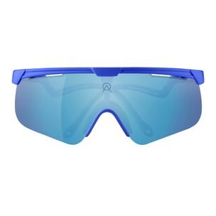 Alba Optics Delta Sunglasses With Blue Lens