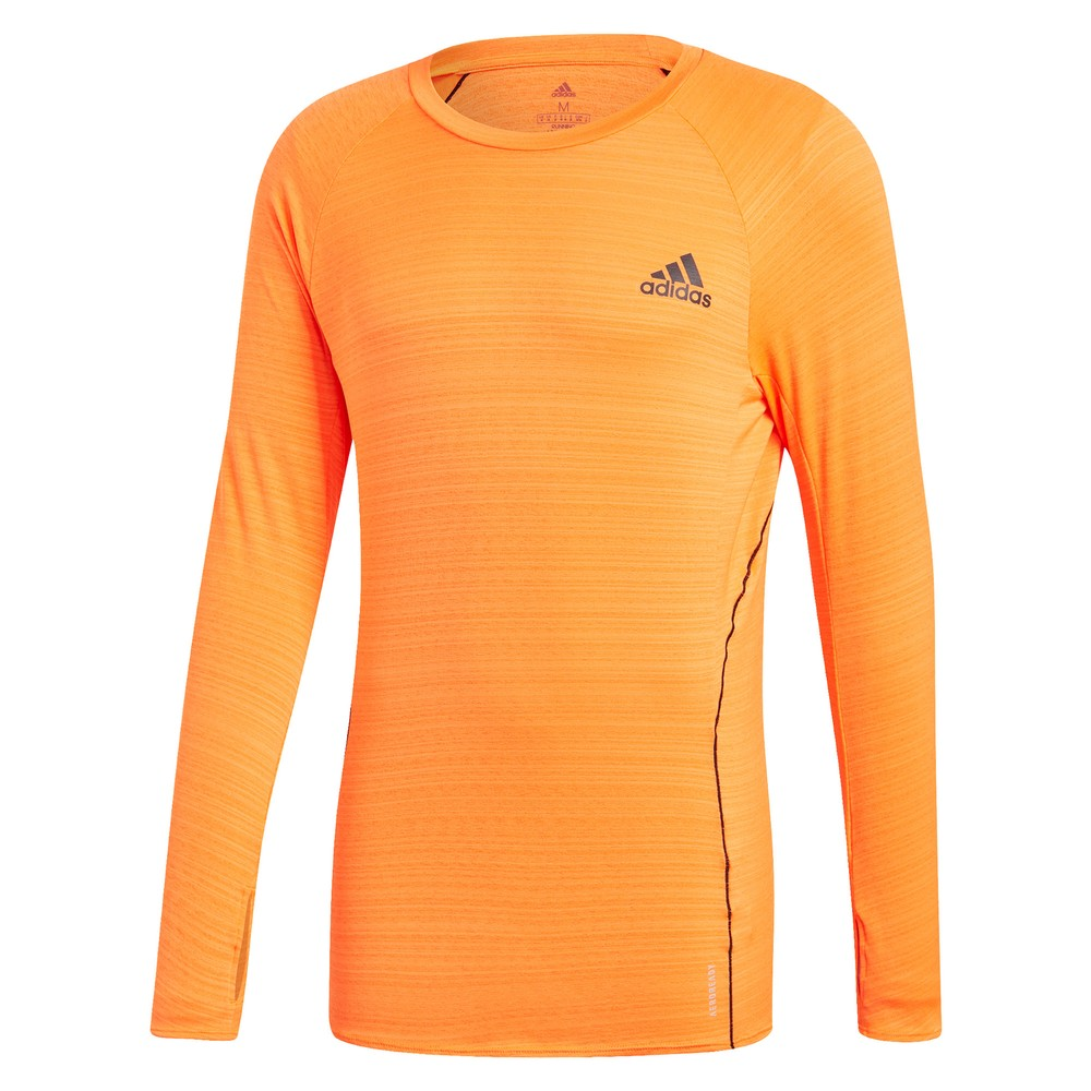 Adidas Runner Long Sleeve T-Shirt