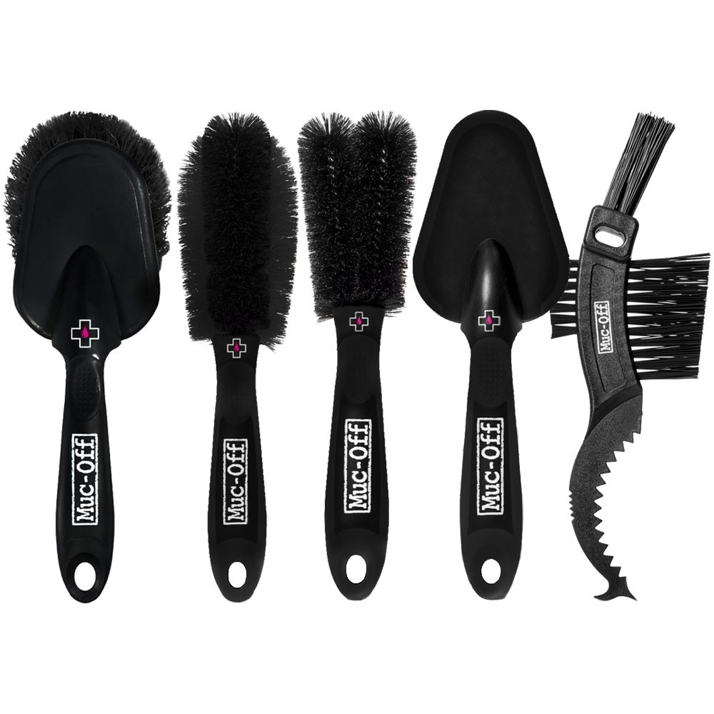 Muc-Off Premium Brush Kit Set Of 5