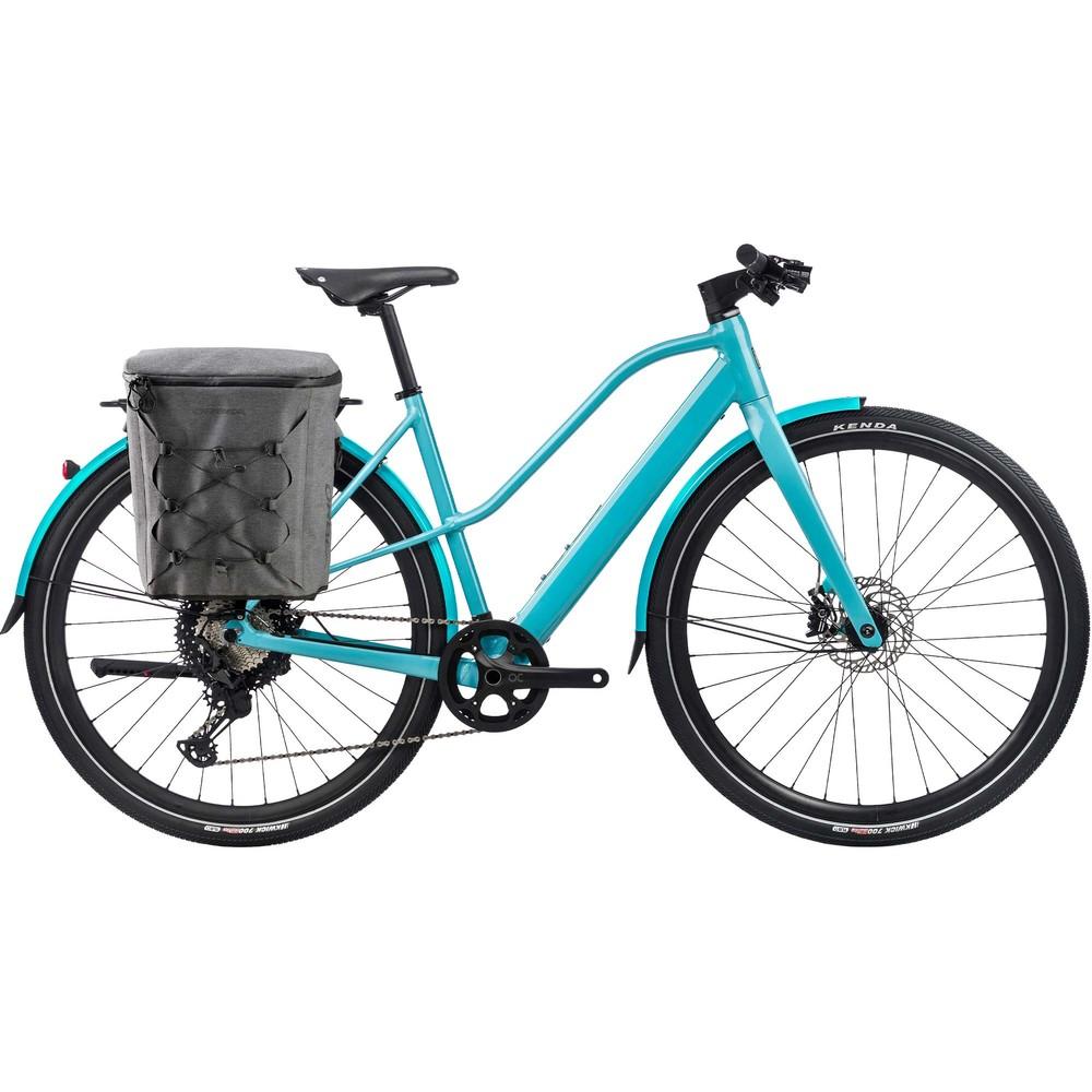 Orbea Vibe Mid H10 EQ Electric Hybrid Bike 2021