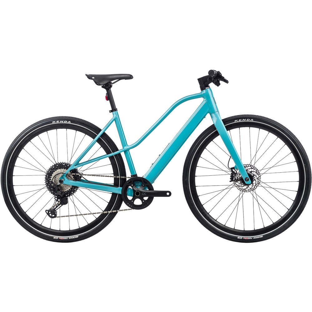 Orbea Vibe Mid H10 Electric Hybrid Bike 2021
