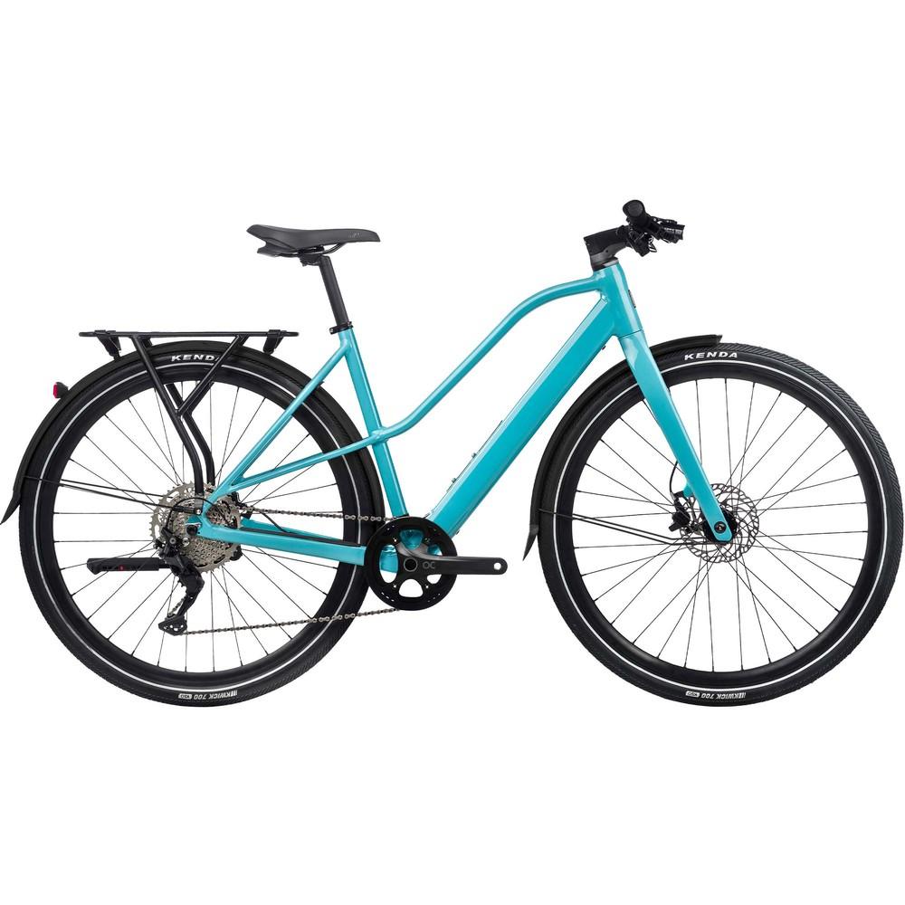 Orbea Vibe Mid H30 EQ Electric Hybrid Bike 2021