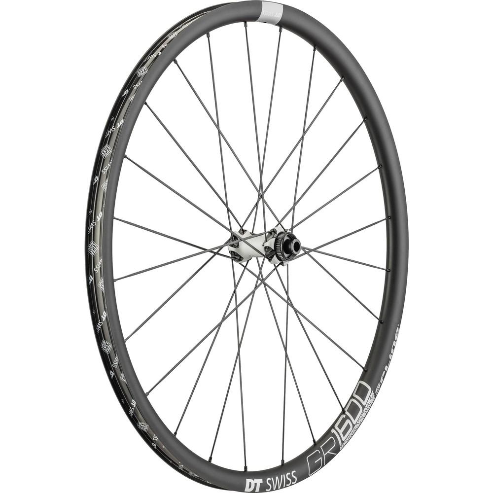 DT Swiss GR 1600 Spline Clincher Disc Brake Front Wheel