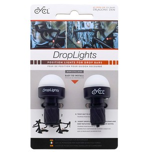 CYCL WingLights DropLights Road Handlebar Barplug Rear Lights