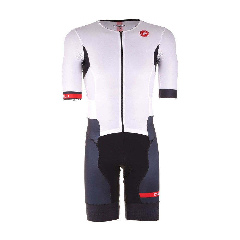 Castelli Free Sanremo 2 Short Sleeve Trisuit