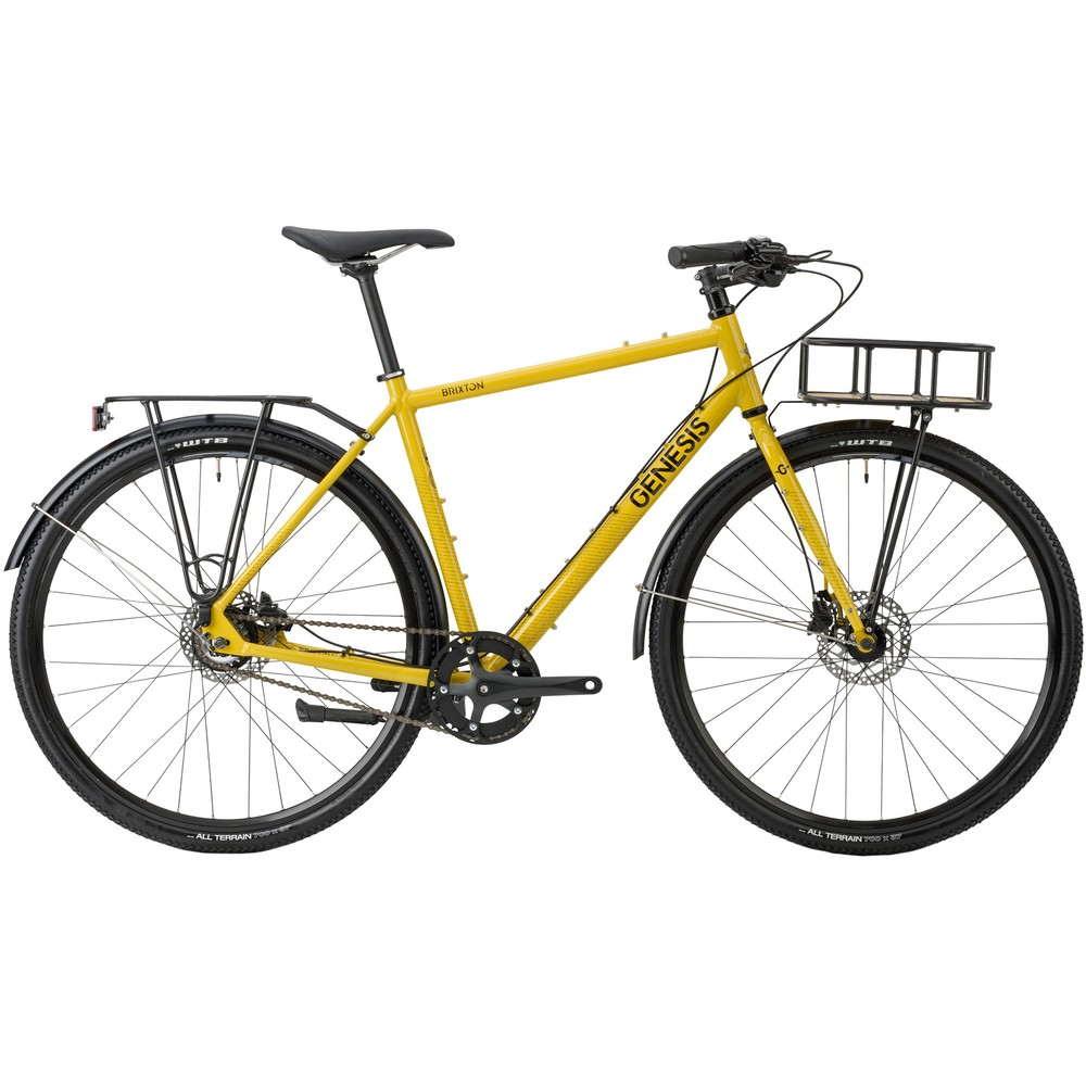Genesis Brixton Disc Hybrid Bike 2021