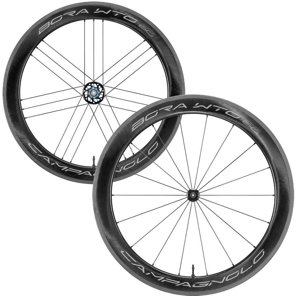 Campagnolo Bora WTO 60 2-Way Fit Tubeless Wheelset