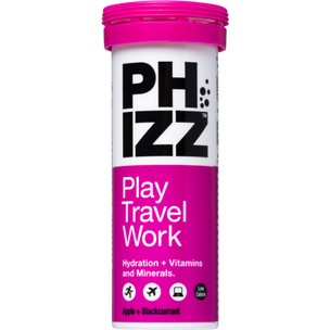 Phizz Multivitamin And Hydration Tablets (10 Tabs)