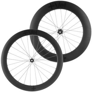 Vel 6085 RL Carbon Tubeless Disc Wheelset