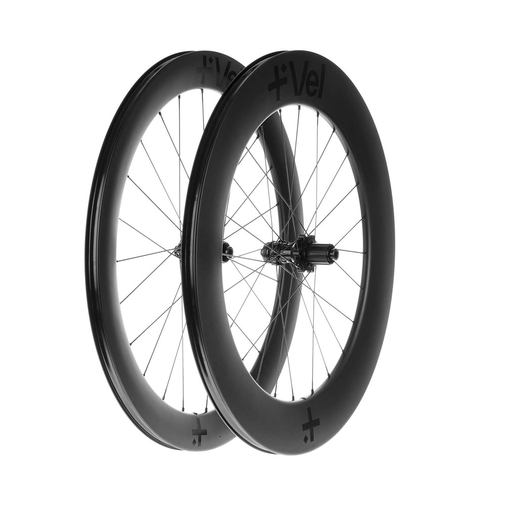Vel 6085 RL Carbon Tubeless Disc Wheelset