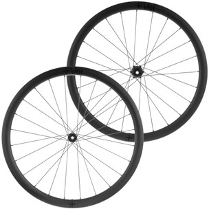 Vel 38 RL Carbon Tubeless Disc Wheelset