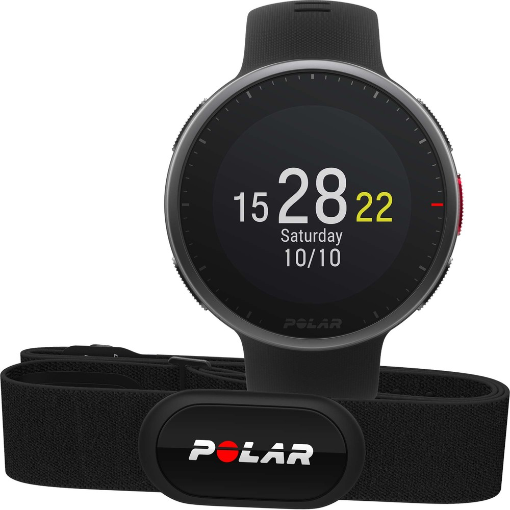 Polar Vantage V2 Multisport GPS Watch With H10 HRM Sensor