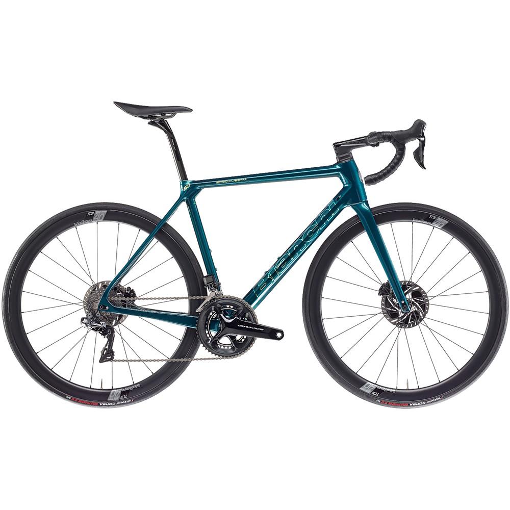 Bianchi Specialissima CV Ultegra Disc Road Bike 2021