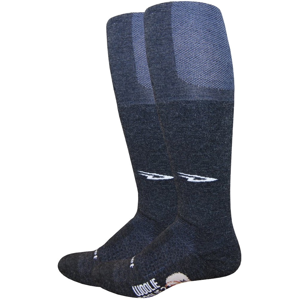DeFeet Woolie Boolie Knee High D-Logo Socks