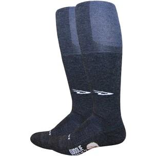 DeFeet Woolie Boolie Knee High D-Logo Socks