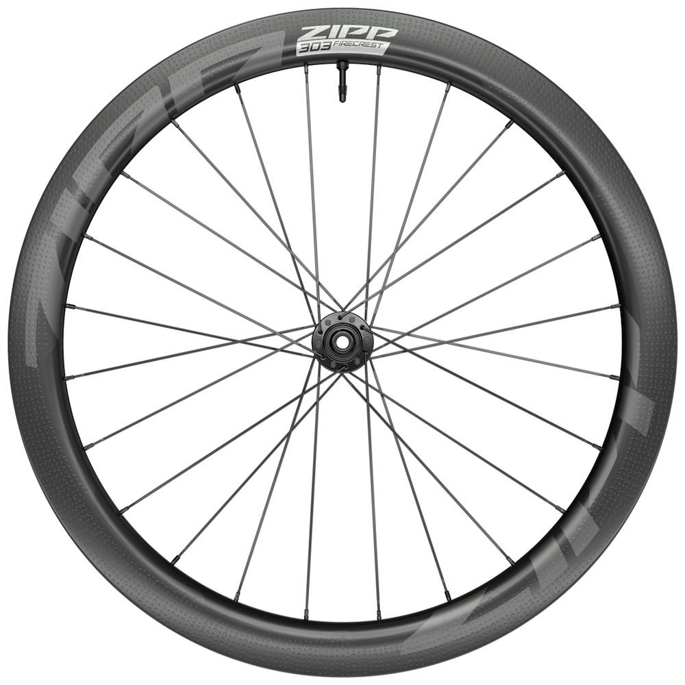 Zipp 303 Firecrest Carbon Tubeless 650b Disc Brake Front Wheel