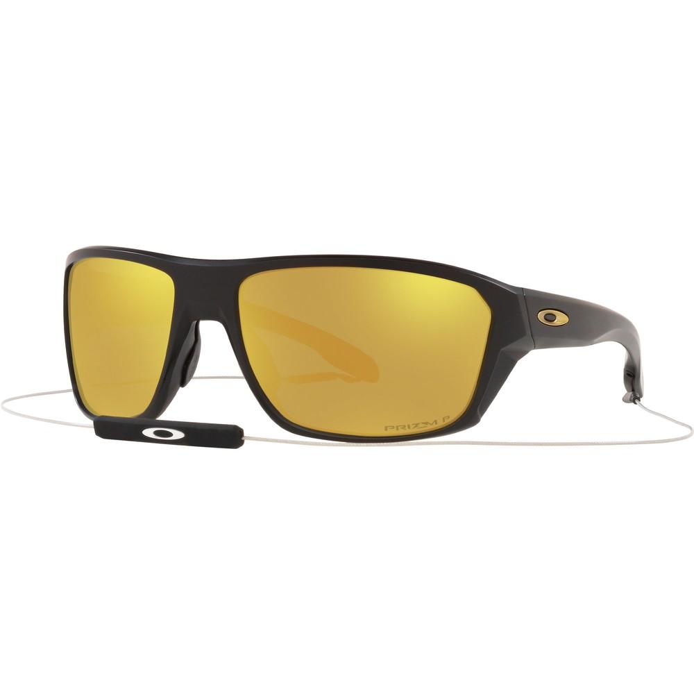 Oakley Split Shot Sunglasses With Prizm 24K Polarized Lens