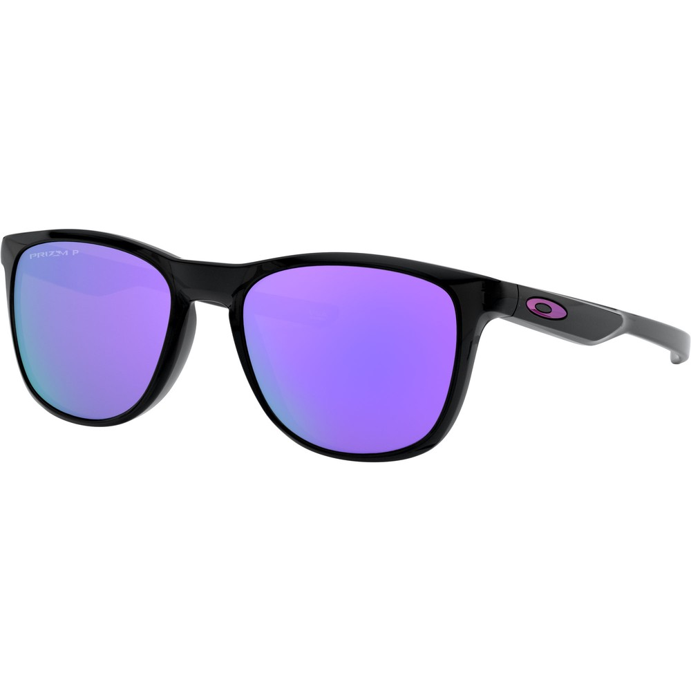 Oakley Trillbe X Sunglasses With Prizm Violet Polarized Lens