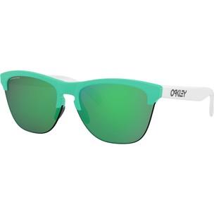 Oakley Frogskins Lite Sunglasses With Prizm Jade Lens - Origins Collection