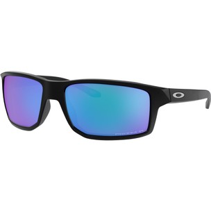 Oakley Gibston Sunglasses With Prizm Sapphire Polarized Lens