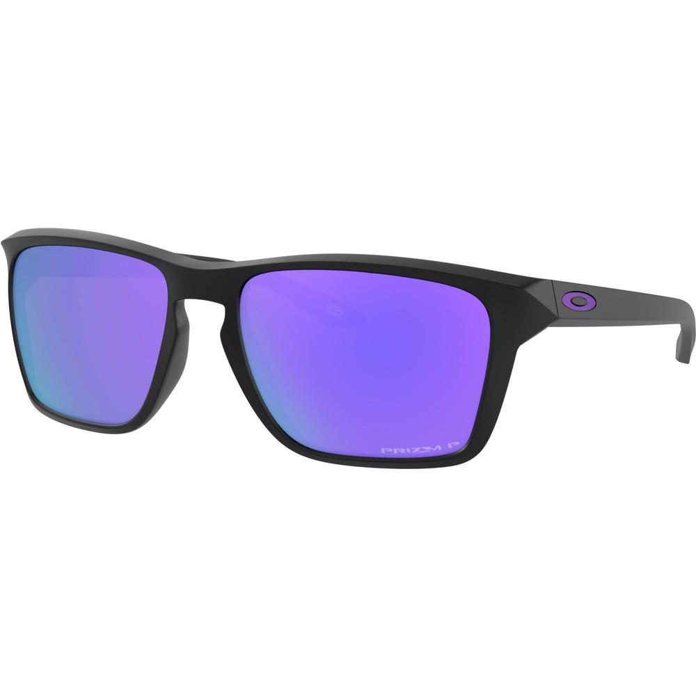 Oakley Sylas Sunglasses With Prizm Violet Polarised Lens
