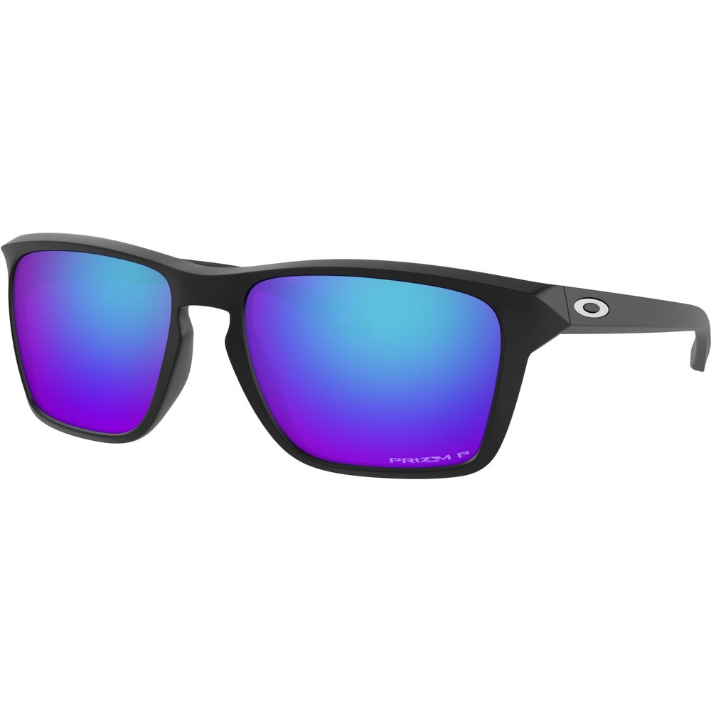 Oakley Sylas Sunglasses With Prizm Sapphire Polarised Lens