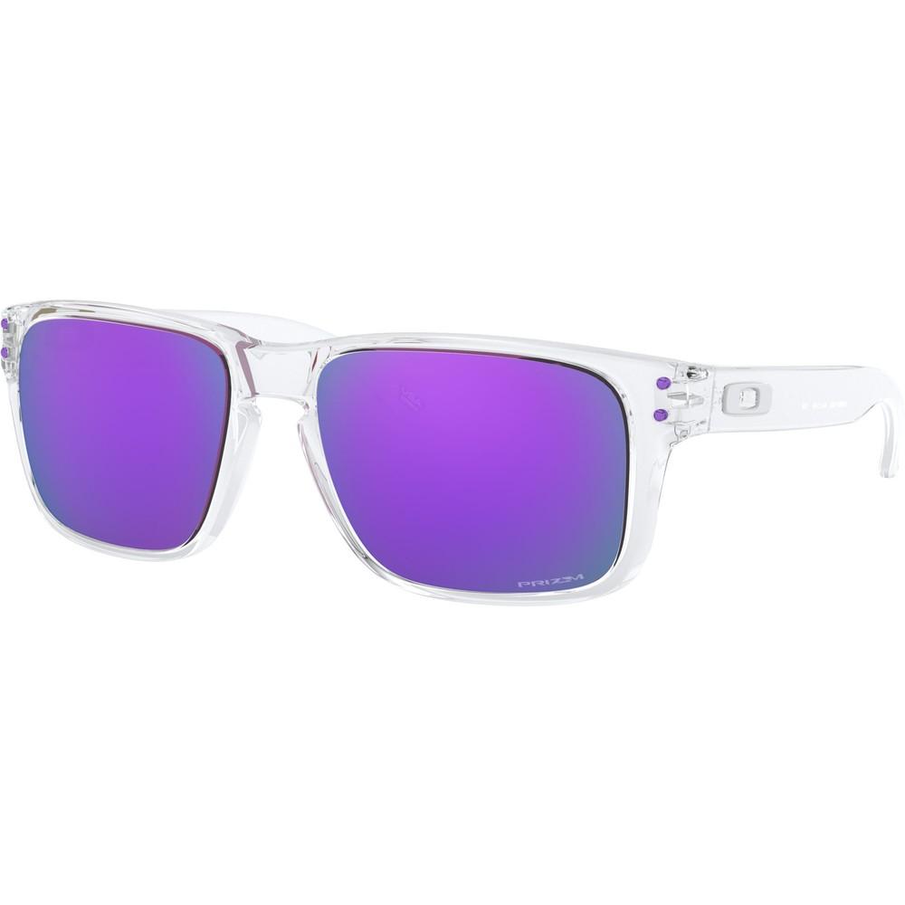 Oakley Holbrook XS Sunglasses With Prizm Violet Lens