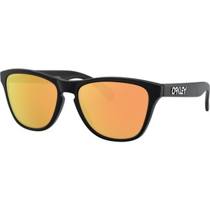 Oakley Frogskins XS Sunglasses With Prizm Rose Gold Polarized Lens
