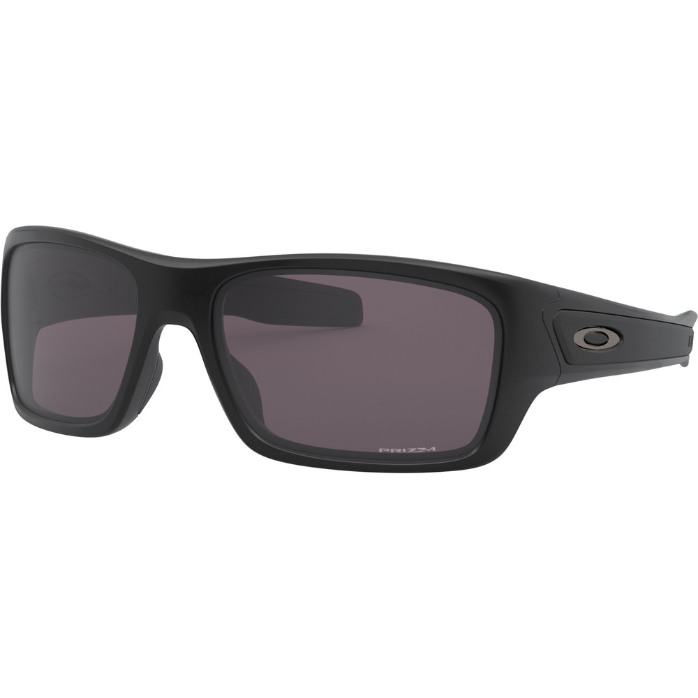 Oakley Turbine XS Sunglasses With Prizm Grey Lens