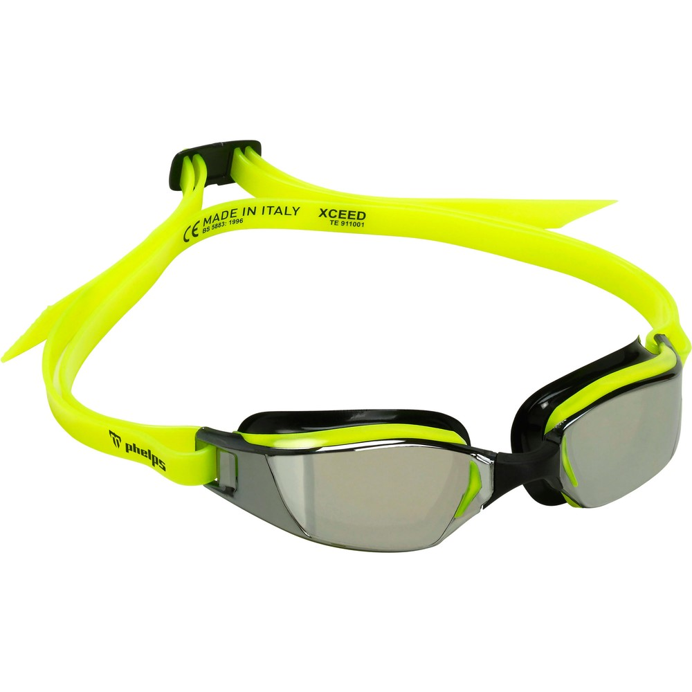 PHELPS XCEED Goggle With Mirrored Lenses