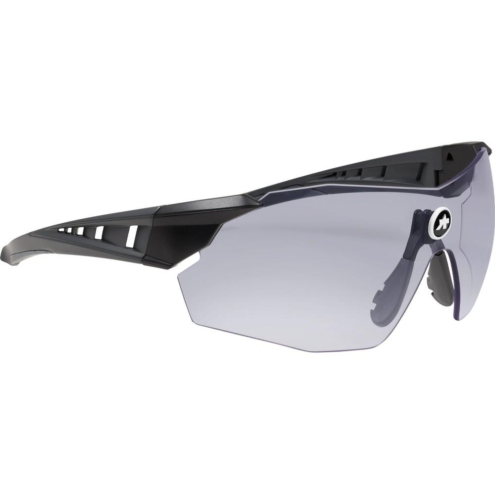 Assos Skharab Sunglasses With Pluto Grey Lens