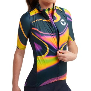 Black Sheep Cycling Cyber Punk LTD Prism Flare Womens Gilet