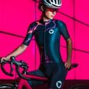 Black Sheep Cycling Cyber Punk LTD Neon Supernova Womens Short Sleeve Jersey