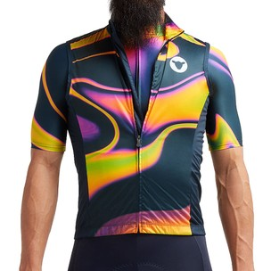 Black Sheep Cycling Cyber Punk LTD Prism Flare Gilet
