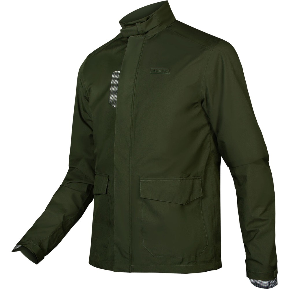 Brompton London Waterproof Jacket
