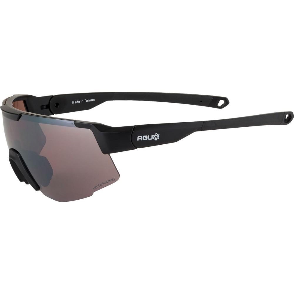 AGU Grit Half Frame Sunglasses With Anti Fog UV 400 Lens