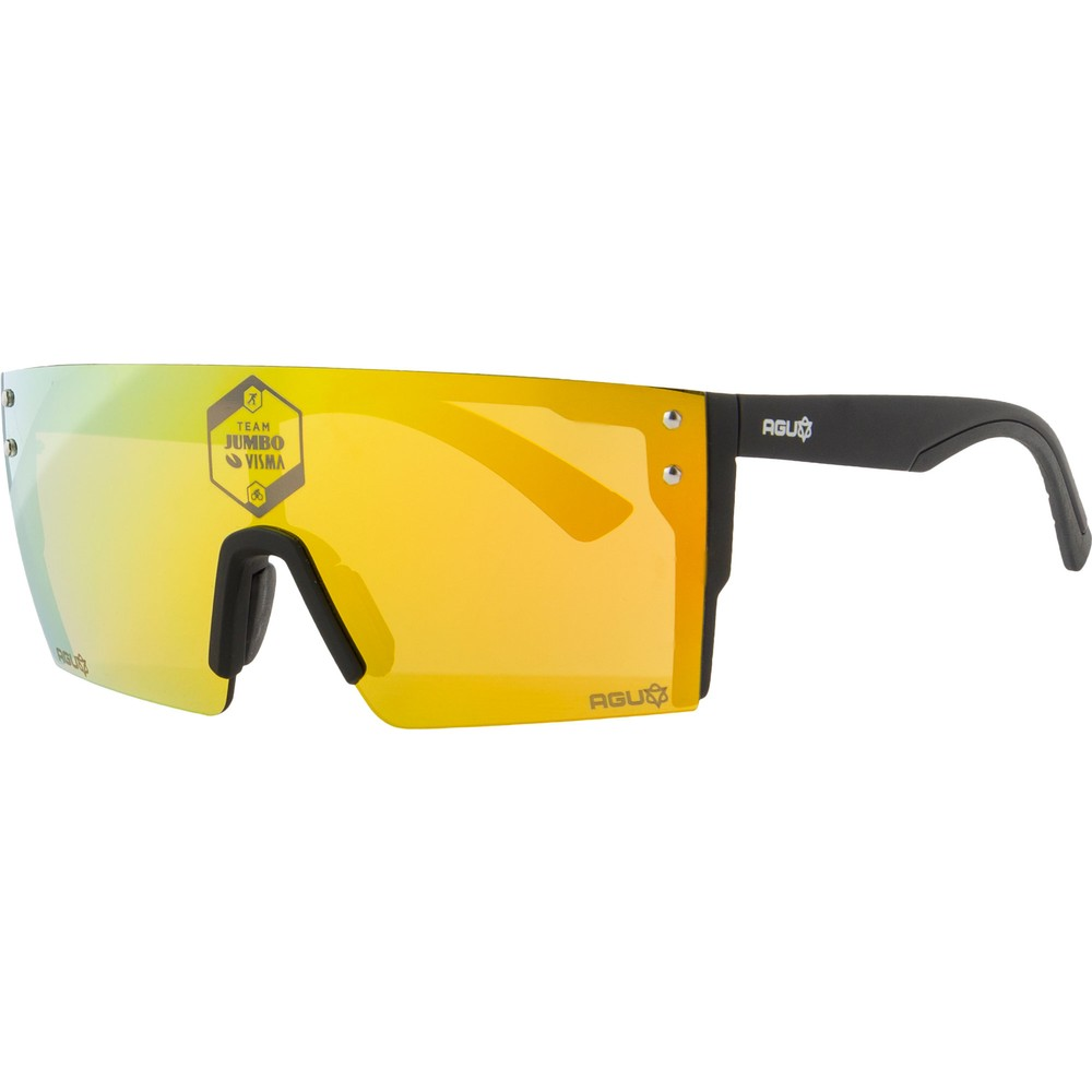 AGU Podium Team Jumbo Visma Sunglasses With Multi Colour UV400 Lens