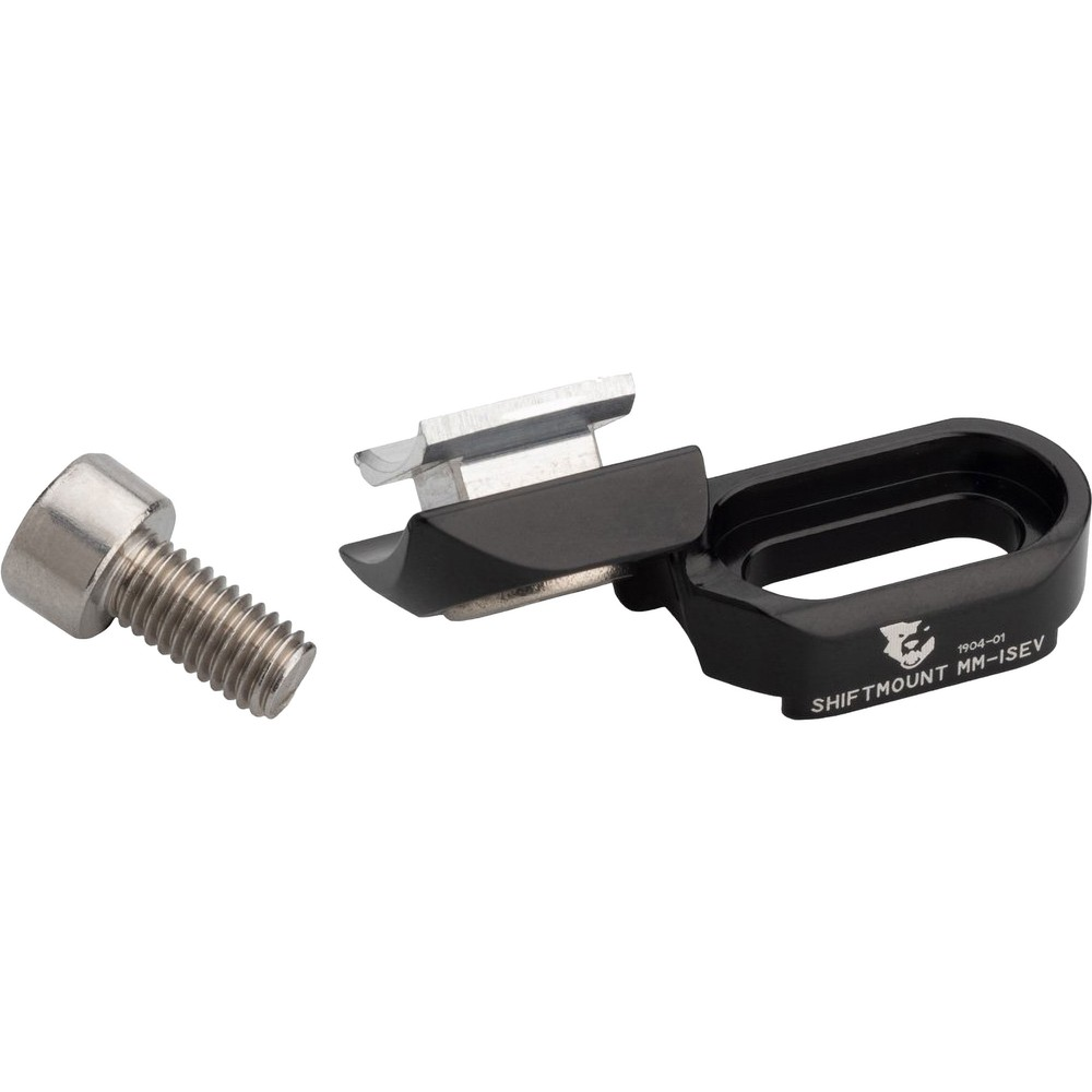 Wolf Tooth Components Shiftmount SRAM Matchmaker To Shimano I-Spec EV Brake