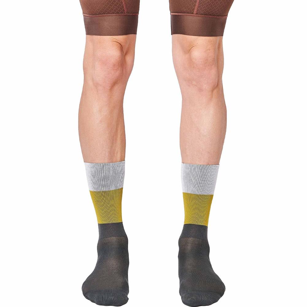 FINGERSCROSSED Blocks Socks