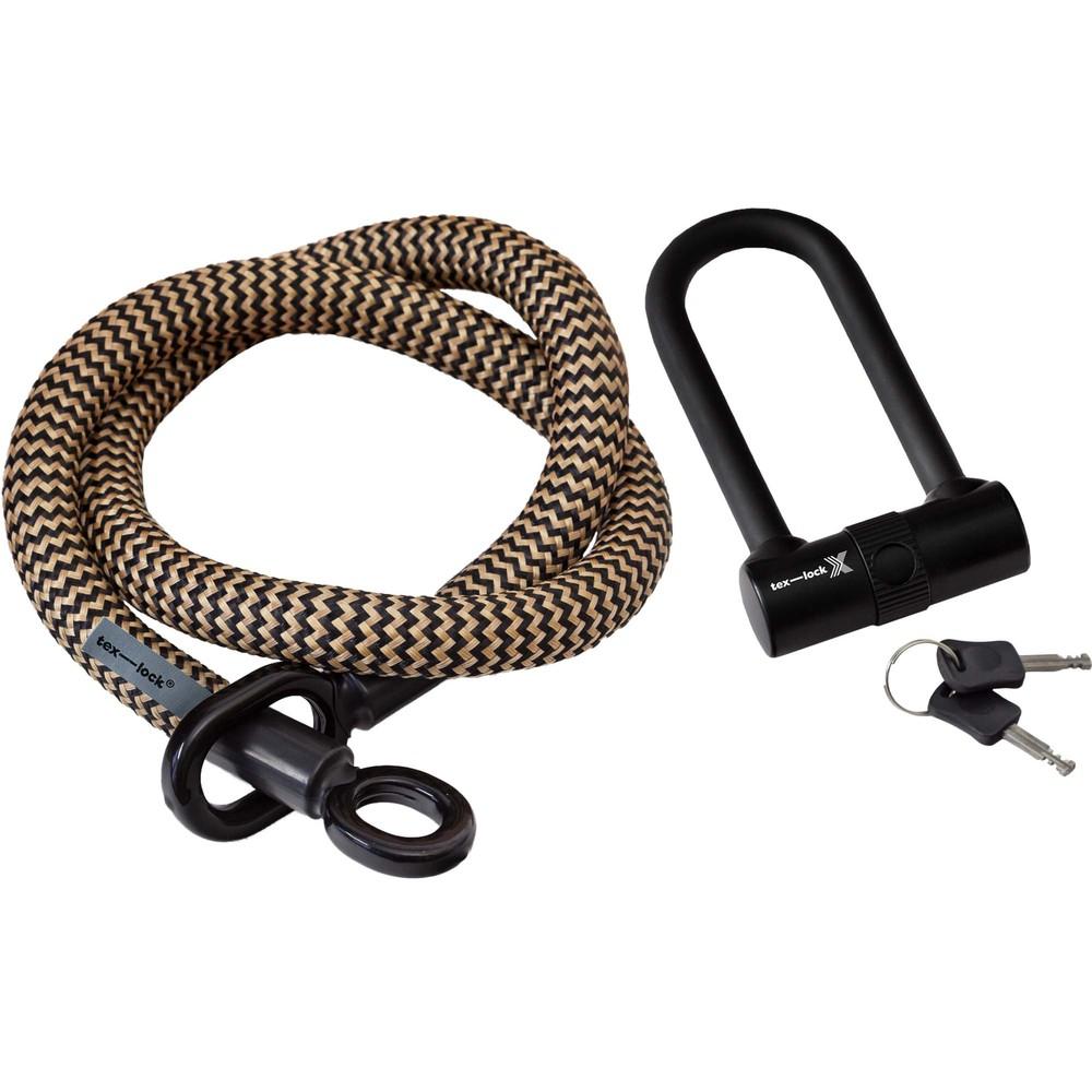 Tex-lock Eyelet Medium With X-Lock Sold Secure Gold