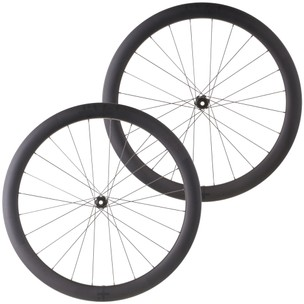 Vel 50 RSL Carbon Tubeless Disc Wheelset