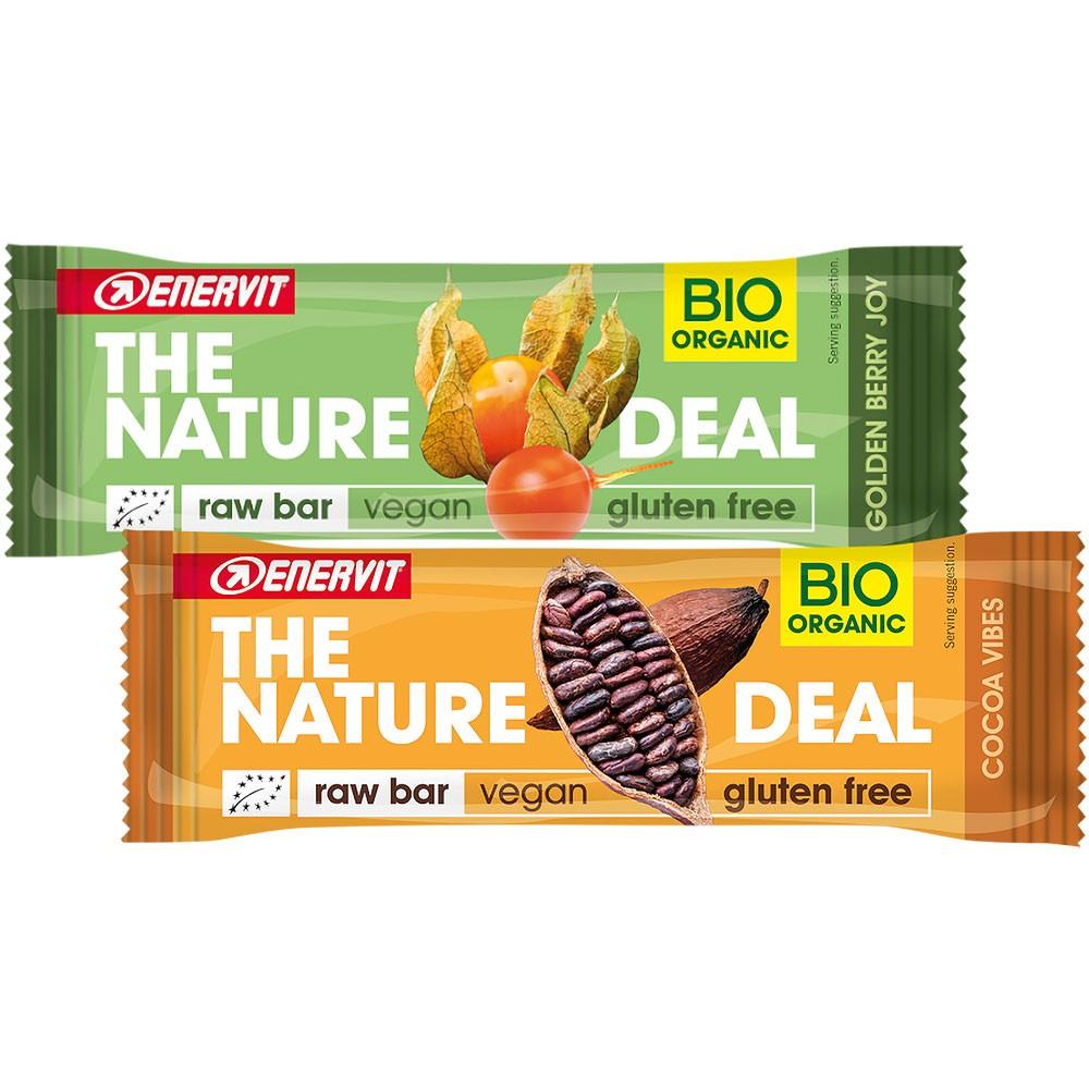 Enervit Nature Deal Raw Bar Mixed 10 Pack