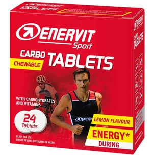 Enervit Chew Carbo Tablets 24