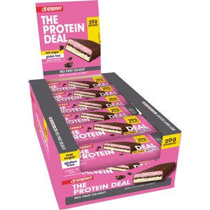 Enervit Protein Deal Bar Box Of 25 X 55g