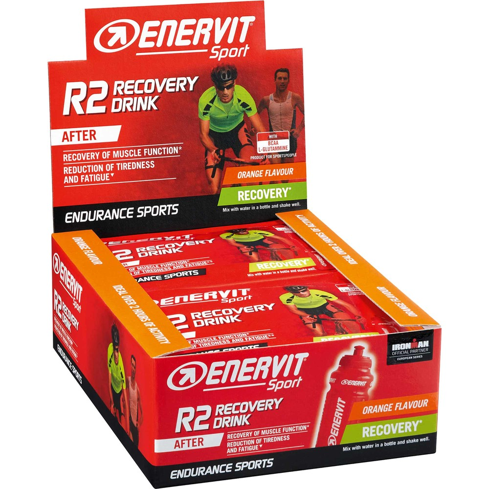Enervit Recovery Drink Box 20 X 50g