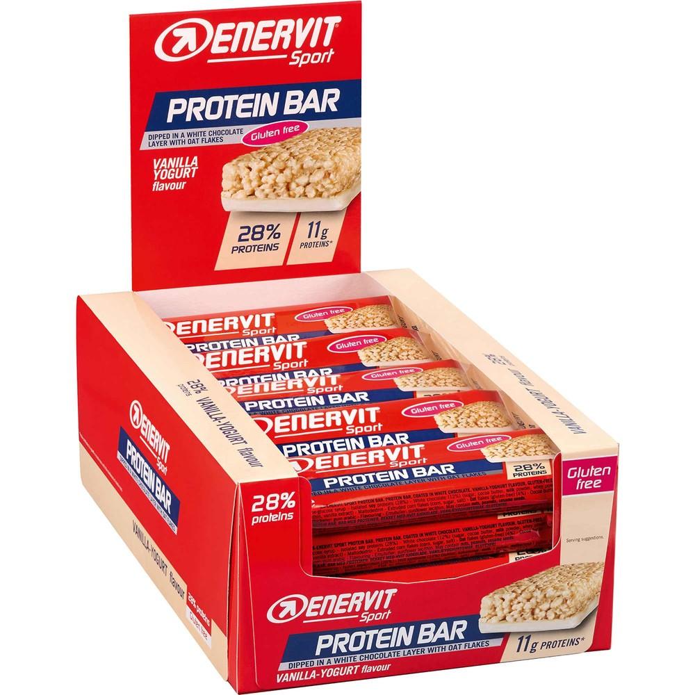 Enervit Protein Bar Box Of 25 X 40g