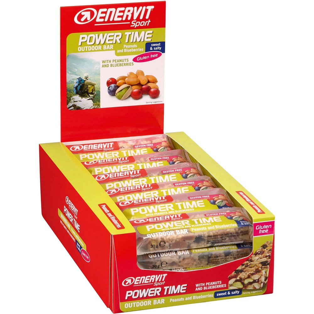 Enervit Power Time Bar Box Of 24