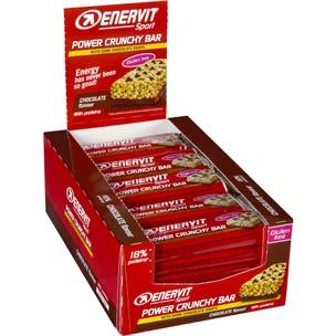 Enervit Power Crunchy Bar Box Of 25 X 40g