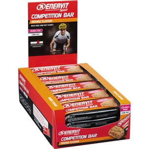 Enervit Competition Bar Box 25 X 30g