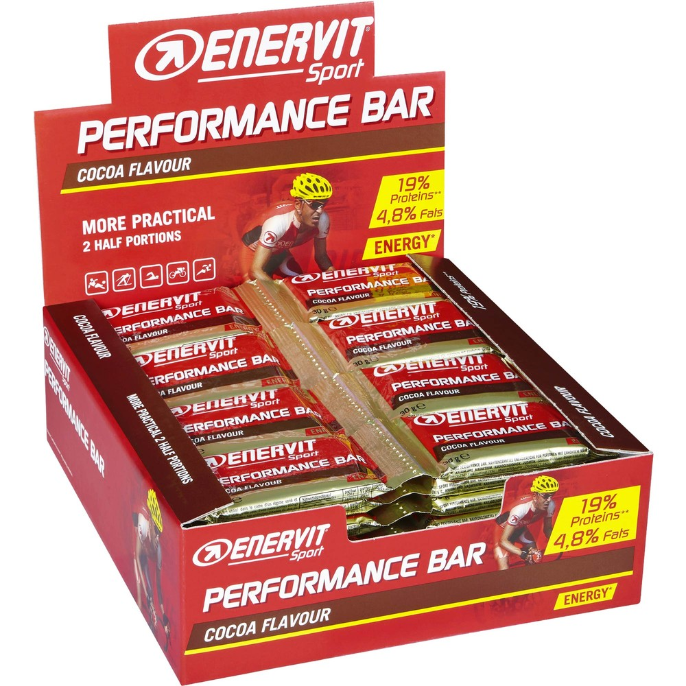 Enervit Performance Bar Box Of 28 (2 X 30g)